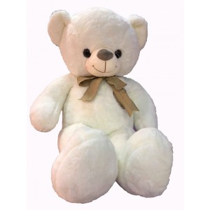 30 inches cream teddy bear