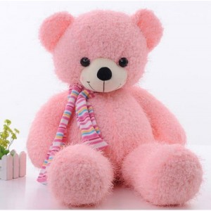 24 inches Pink Teddy Bear