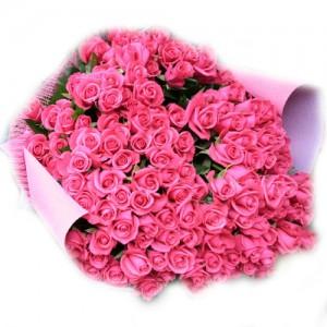5 dozens grand pink bouquet
