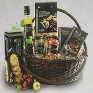 Le Gourmand Basket
