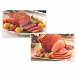 Christmas Dual Package Ham
