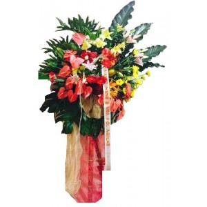 inaugural flower arrangement
